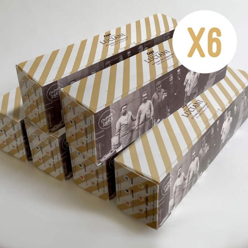 Mix : 6 boîtes -240 capsules